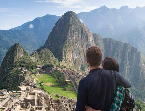 Those Not Afraid Of Heights, Seeking Mystery and Ancient History…